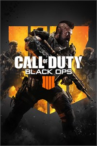 Carátula del juego Call of Duty: Black Ops 4