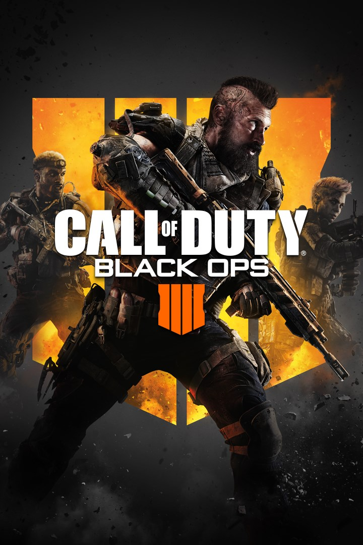 Buy Call Of Duty Black Ops 4 Microsoft Store