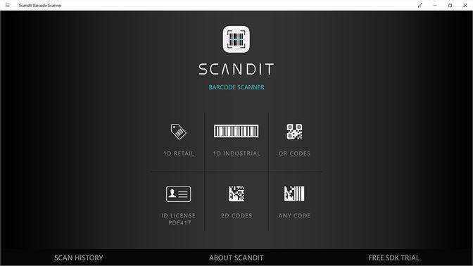 Get Scandit Barcode Scanner - Microsoft Store