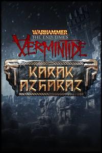 Carátula del juego Warhammer Vermintide - Karak Azgaraz