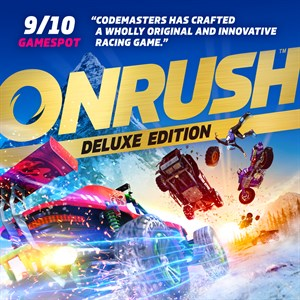 ONRUSH DIGITAL DELUXE EDITION Xbox One