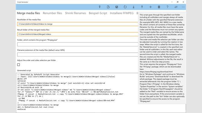 Get Script Generator Light - Microsoft Store en-HK