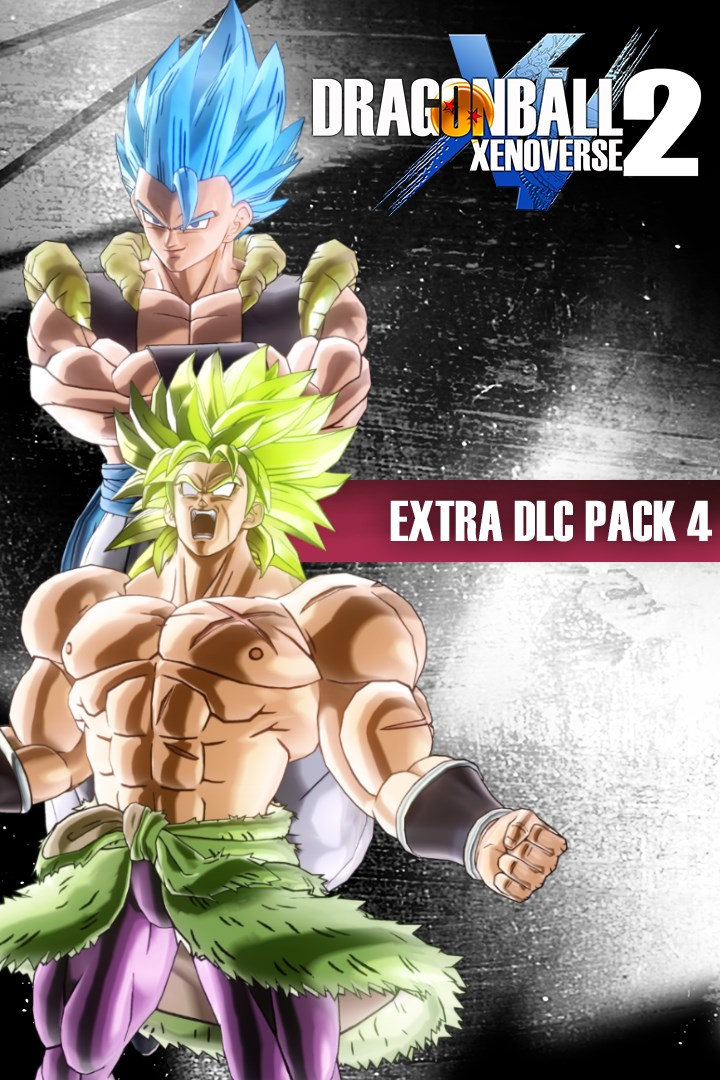 Buy DRAGON BALL XENOVERSE 2 - Extra DLC Pack 4 - Microsoft Store