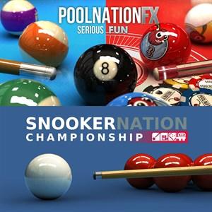 Pool Nation Snooker Bundle Xbox One