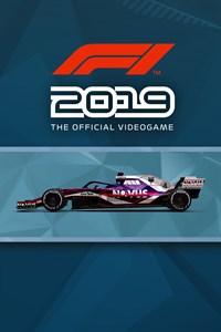 F1® 2019: Car Livery 'NOVUS - Datastream'
