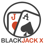 BlackJack X Logo