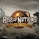 Rise of Nations: Extended Edition Logo