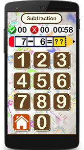 Kids Maths Practice screenshot 4