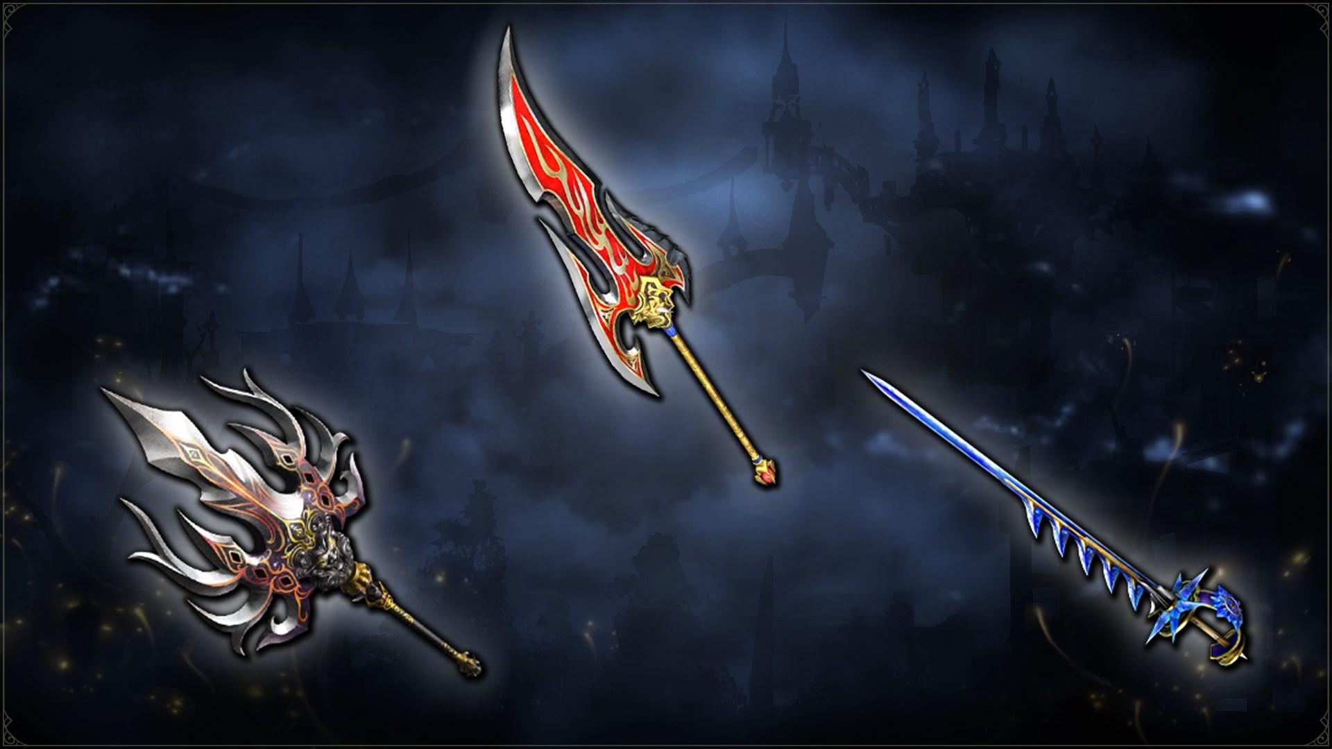 WARRIORS OROCHI 4: Legendary Weapons Samurai Warriors Pack 2