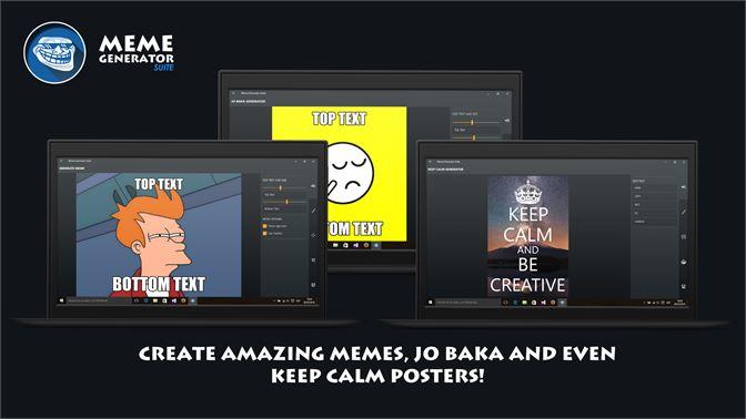 Get Meme Generator Suite - Microsoft Store