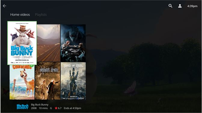 Get Emby Theater - Microsoft Store