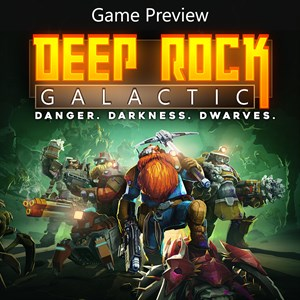 Deep Rock Galactic (Game Preview) Xbox One