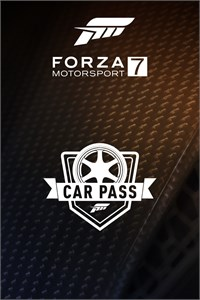 Pass voiture Forza Motorsport 7