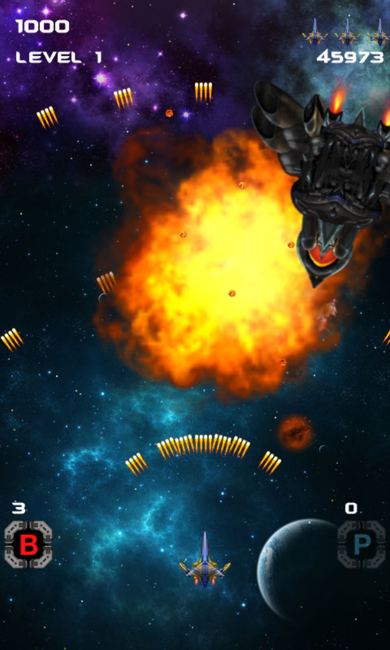 Space Shooter X