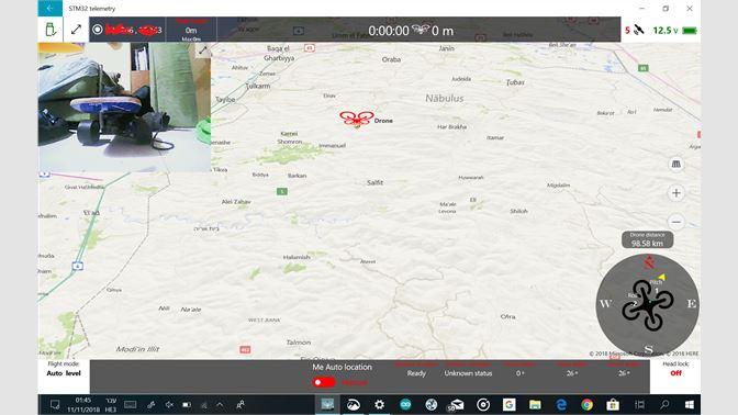 Get STM32 Drone Telemetry - Microsoft Store en-SA