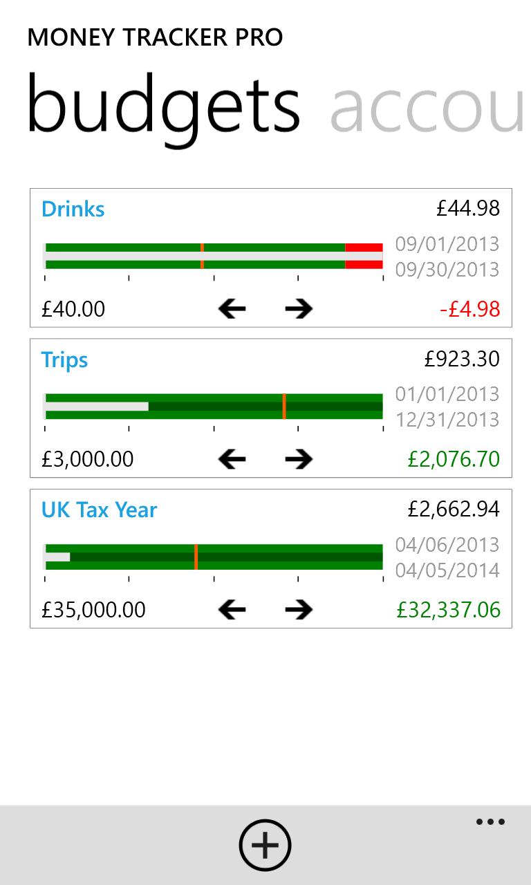 Money Tracker Free