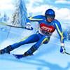 Slalom Ski Race