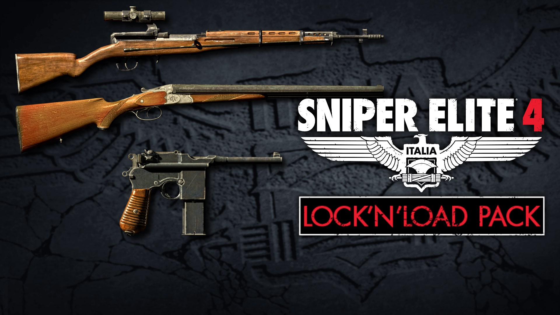 Lock and Load Weapons Pack