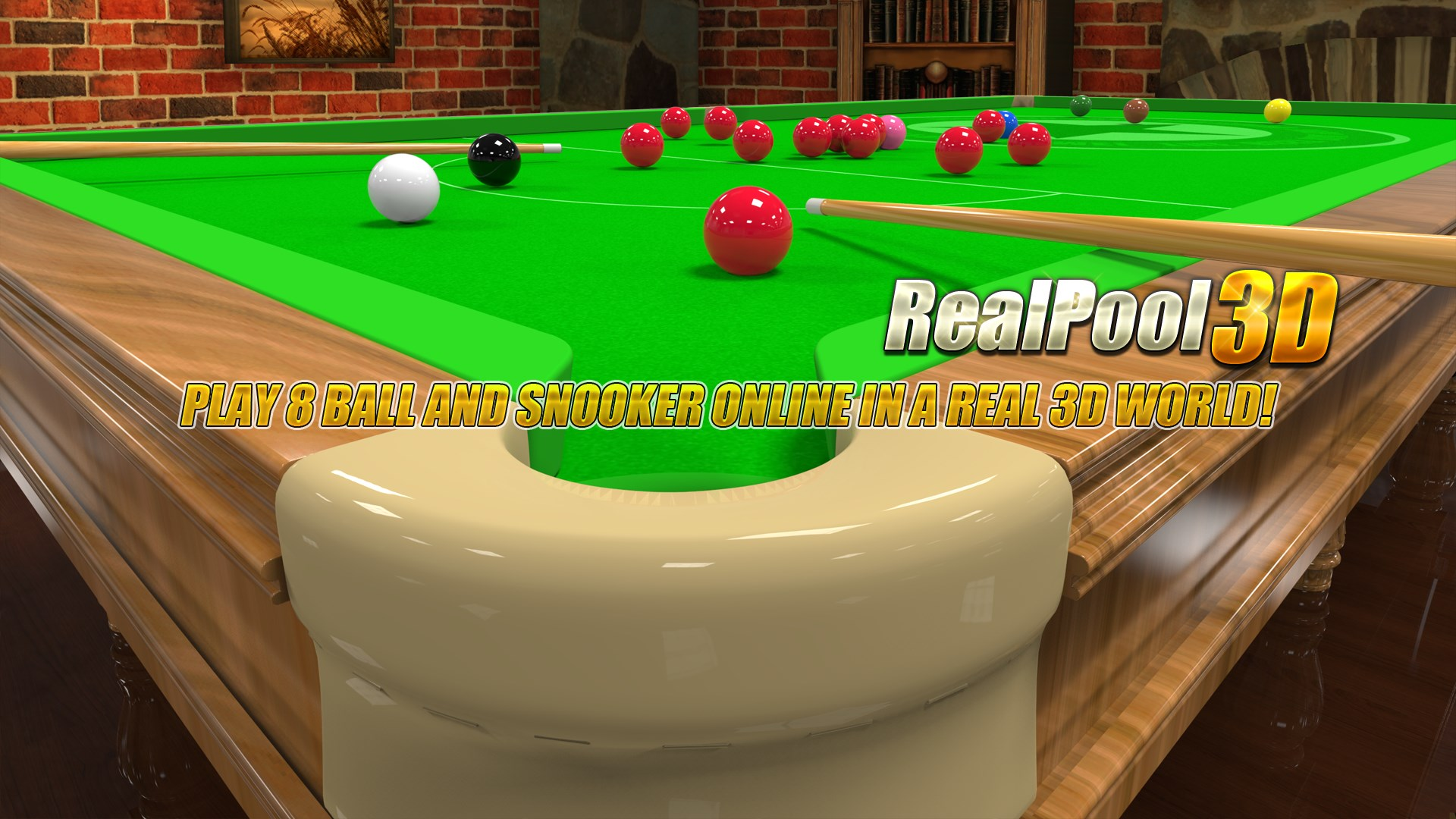 Get Real Pool D Microsoft Store - Room needed for pool table