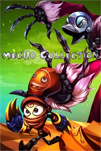 Carátula del juego Mecho Collection