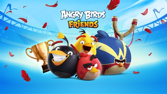 Angry Birds Friends screenshot 4