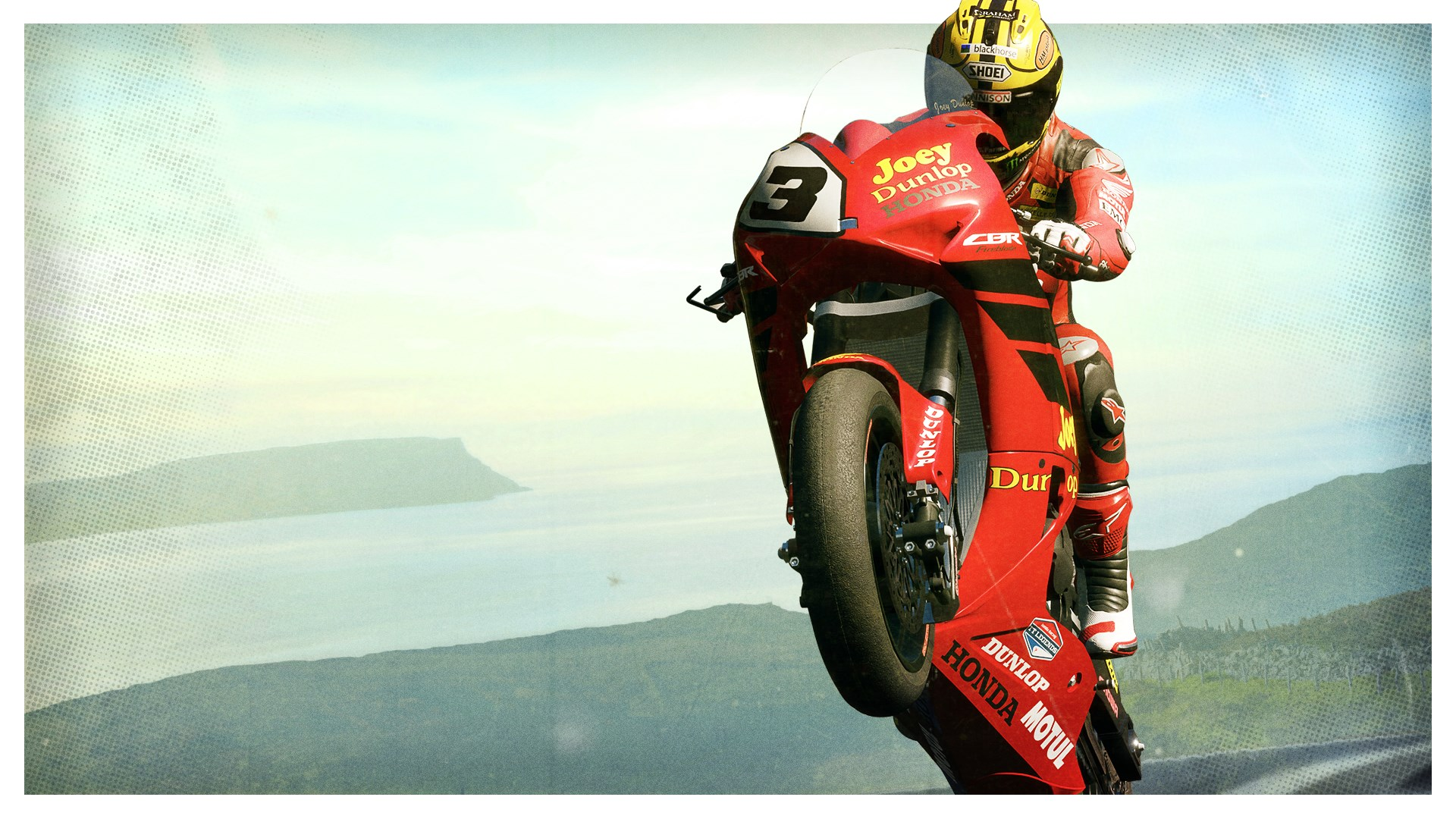 TT Isle of Man - KING OF THE MOUNTAIN - Honda 'TT Legends' CBR1000RR Fireblade