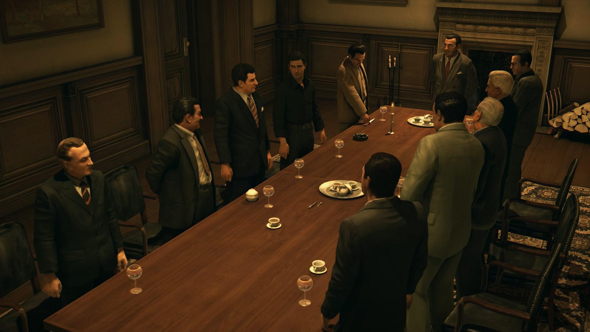 Скриншот №12 к Mafia II Definitive Edition