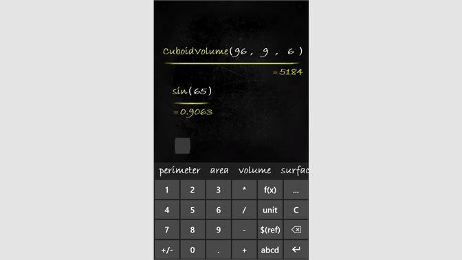 Get Smartboard Calculator Free - Microsoft Store
