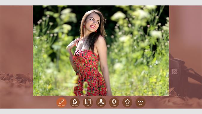 Get DSLR Camera Photo Effect - Microsoft Store