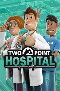 Carátula del juego Two Point Hospital