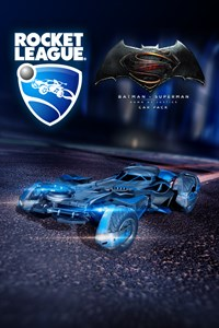 Rocket League® - Batman v Superman: Dawn of Justice Car Pack