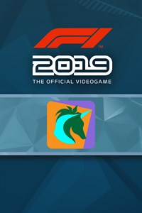 F1® 2019 WS: Badge 'Mythical'