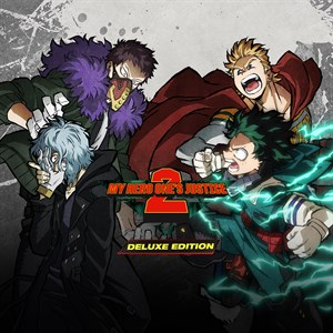 MY HERO ONE'S JUSTICE 2 Deluxe Edition Xbox One