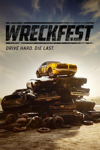 Wreckfest Pre Order Deluxe