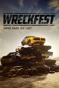 Carátula del juego Wreckfest