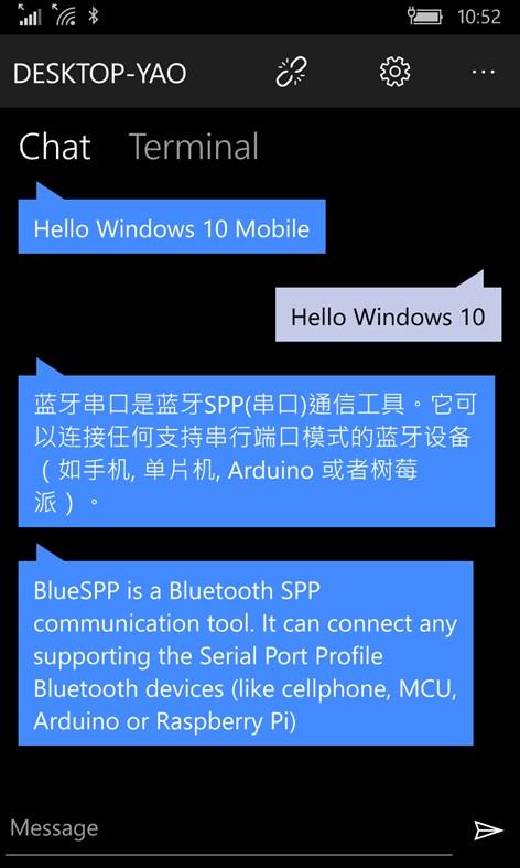 BlueSPP UWP – (Windows Phone Apps) — AppAgg