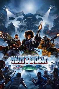 Carátula para el juego Huntdown de Xbox 360