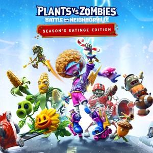 식물 vs. 좀비™: 네이버빌의 대난투 시즌 이팅즈 에디션 Xbox One