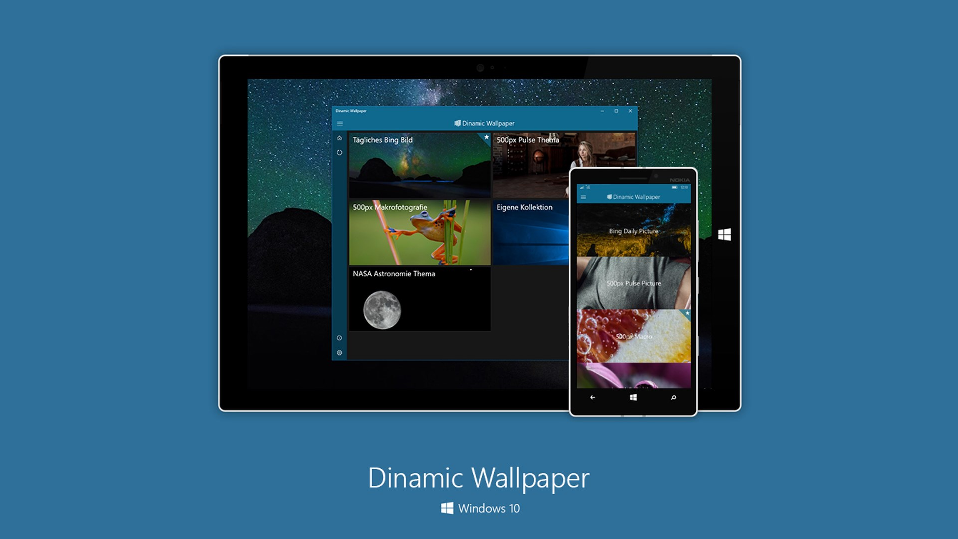 Get Dinamic Wallpaper - Microsoft Store