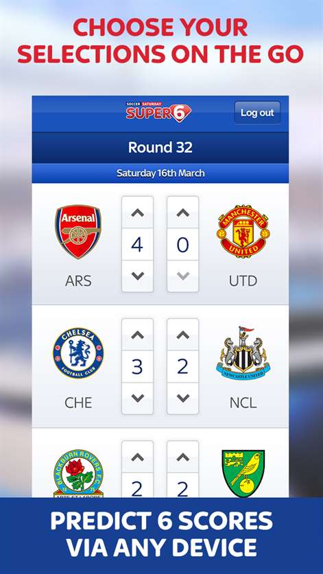 Soccer 6 App