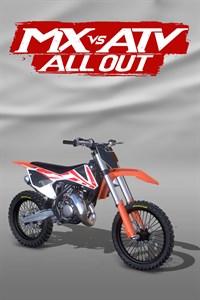 Carátula del juego 2017 KTM 125 SX
