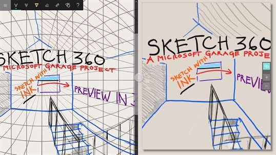 Sketch 360 screenshot 1