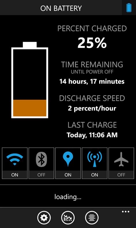 Battery Screenshots 1