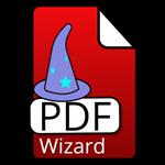 PDF Wizard Logo