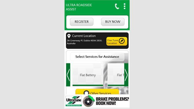 Get Ultra Roadside Assistance - Microsoft Store en-AU