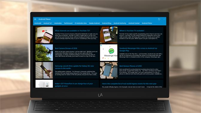 Get Android News - Microsoft Store