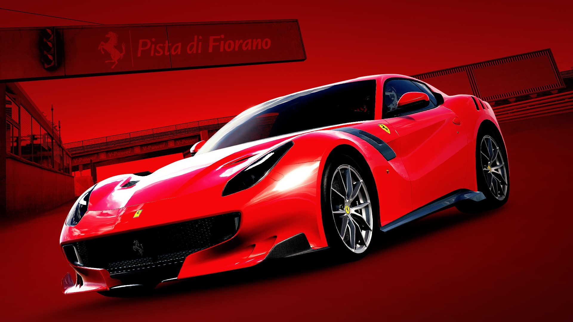 Project CARS 2 Ferrari Essentials Pack DLC