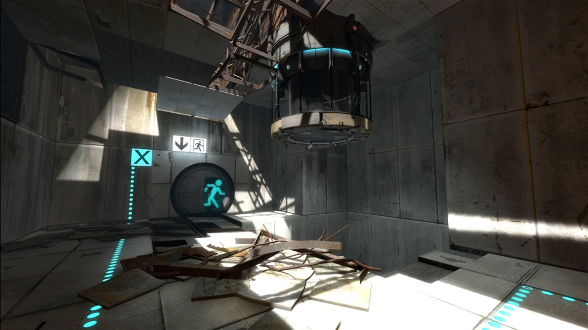 Скриншот №10 к Portal 2