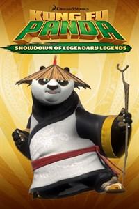 Kung Fu Panda Character Warrior Po Laxtore