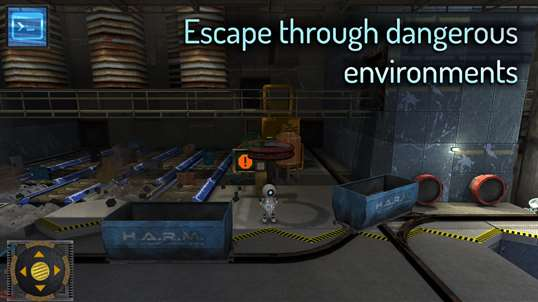 The Great Wobo Escape screenshot 1